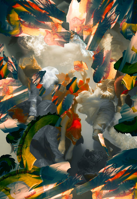 , 'Supernatural,' 2018, ART LABOR Gallery