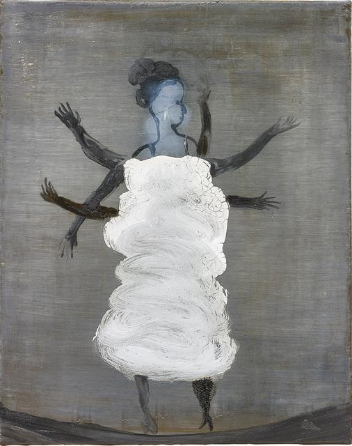 Norbert Schwontkowski, 'die Geliebte von drüben', 2006, Painting, Oil on canvas, Phillips