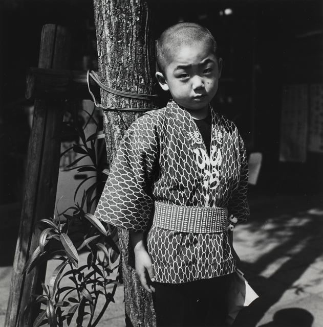, 'Tokyo Asakusa Sanja Matsuri, May 17, 1976,' 1976, MIYAKO YOSHINAGA