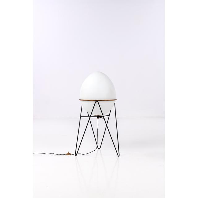 Stilnovo, 'Uovo; Lamp Sol', Around 1960, PIASA