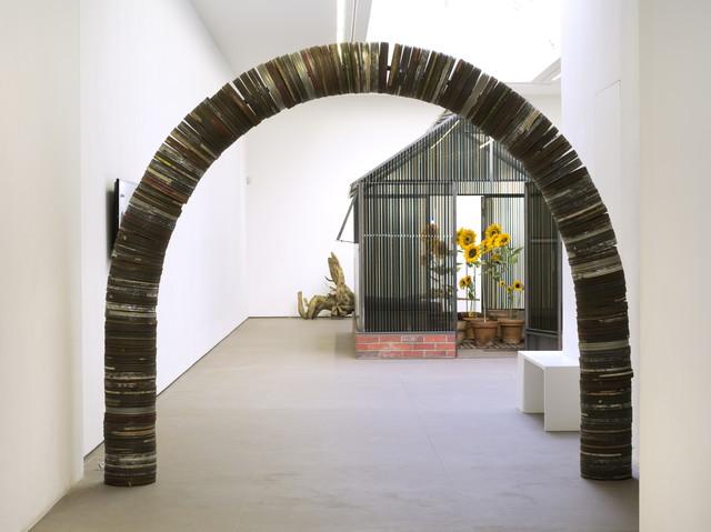 , 'Arche de cinéma,' 2018, Galerie Nathalie Obadia
