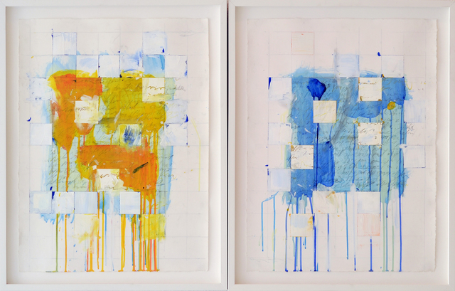 , 'Domestic Recipe #4 (diptych),' 2013, Wallspace