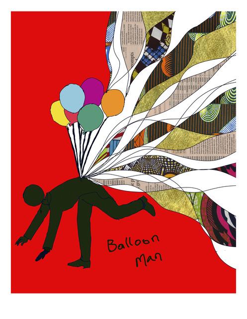 Yinka Shonibare CBE, 'Balloon Man', 2016, James Cohan