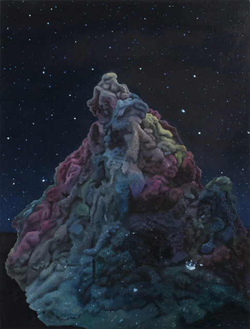, 'Nighttime Sand Blob ,' 2017, The Ernest G. Welch School of Art & Design at Georgia State University