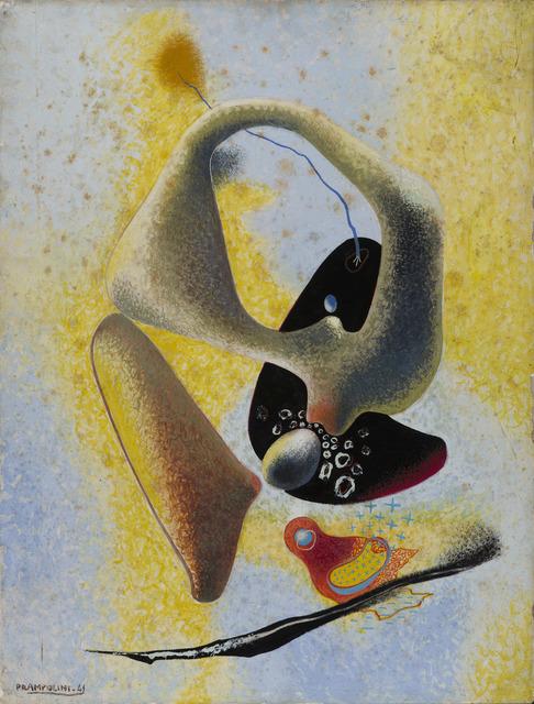 , 'Apparizione Biologica B o Origini (Biological Apparition B or Origin),' 1941, Robilant + Voena