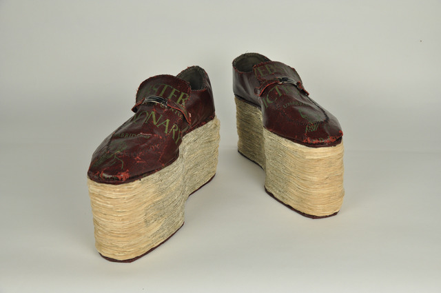 Renee Billingslea, 'Dic-Shoe-naries,' 2013, Seager Gray Gallery