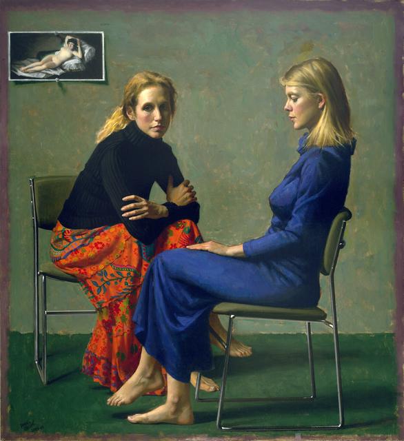 , 'Naked Maja,' 2009, Gallery Henoch