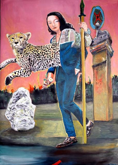 JOSE SALES ALBELLA, 'A LA FRONTIERE', 2019, Poulpik Gallery