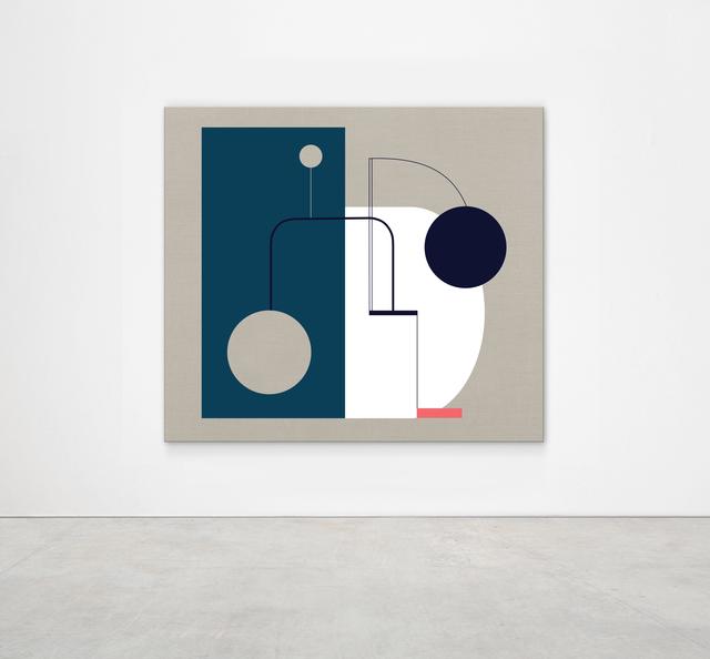 , 'An Atomic Age,' 2019, Kristin Hjellegjerde Gallery