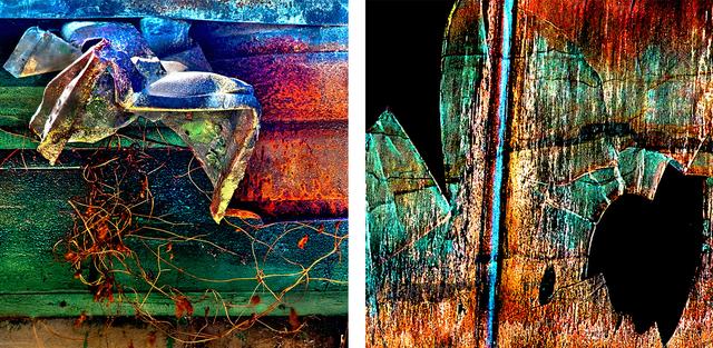, 'Matrix of Urban Life,' 2018, Emillions Art