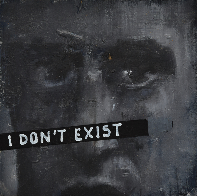 , 'I don't Exist,' 2015, Livingstone gallery THE HAGUE/BERLIN