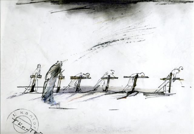 , 'Let artists perish ,' 1985, Galerie Isabella Czarnowska