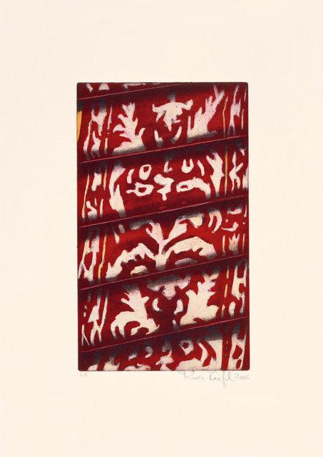 , 'Ohne Titel (Roter Teppich),' 2006, Ludorff