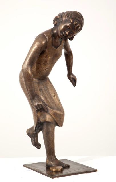 , 'Hopscotch,' 2015, al markhiya gallery