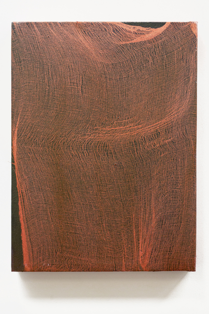 Jeremy Everett, 'Untitled, green gold, broken grid', 2017, Wilding Cran Gallery
