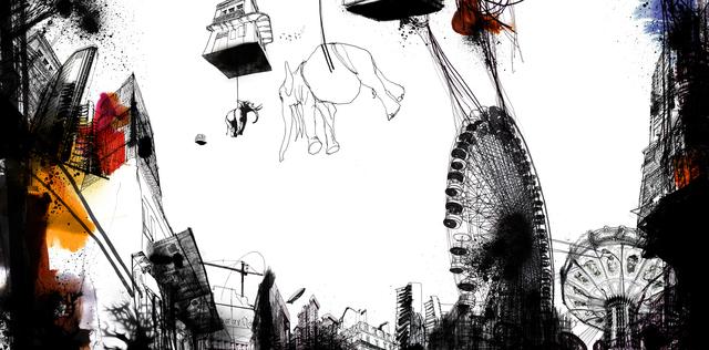 Daniel Egnéus, 'Oh What a Circus!', 2014, DECORAZONgallery