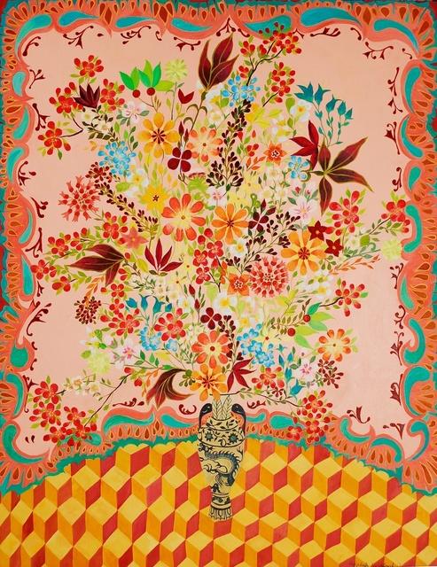 , 'Japonica,' 2014, Rebecca Hossack Art Gallery