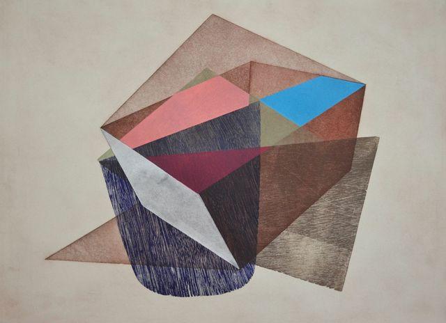 , 'Beam Wind Blue,' 2013, Gallery NAGA