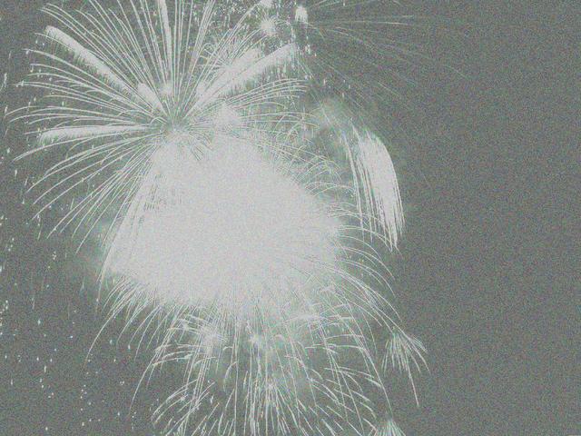 , '16.777.216 Farben als Feuerwerk, Newyears_7_bg_123102,' 2011, PRISKA PASQUER
