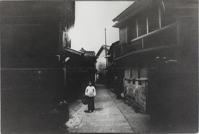 , 'Errand, Muroto, Shikoku (Somehow Familiar Places series),' 1972, MIYAKO YOSHINAGA