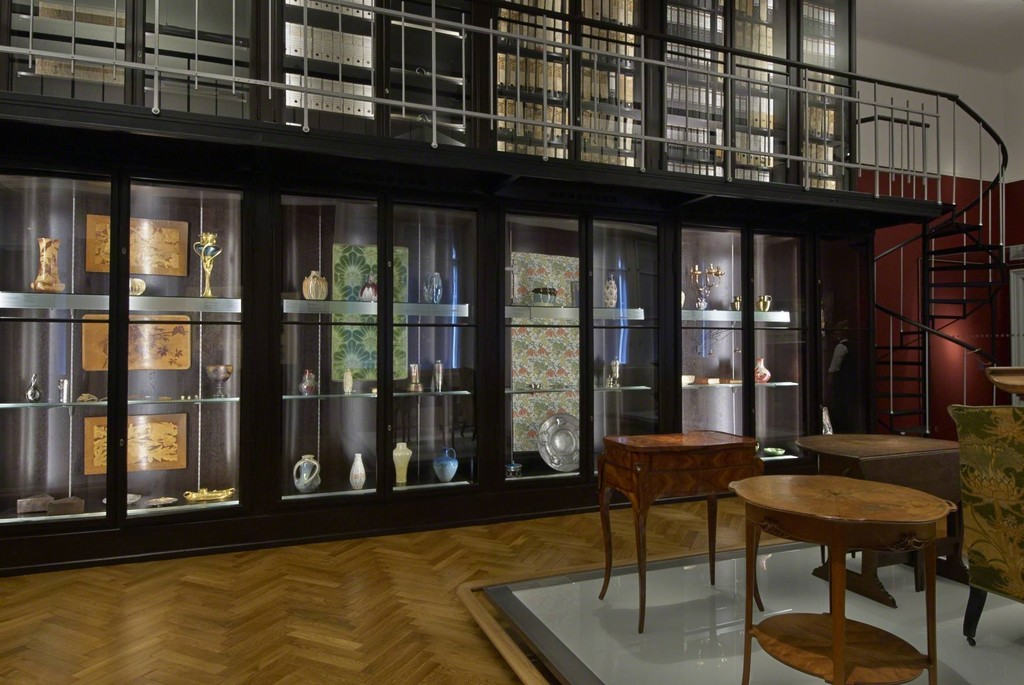 MAK Permanent Collection Vienna 1900, Design / Arts and Crafts 1890–1938