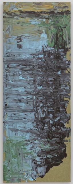 "Cabrita, '""Suite Madrid # 20""', 2020, Painting, Steel and acrylic on DMF, Galería Juana de Aizpuru"