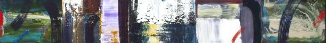 John Axton, 'Feathers for Jeri', 2015, Painting, Oil, Ventana Fine Art