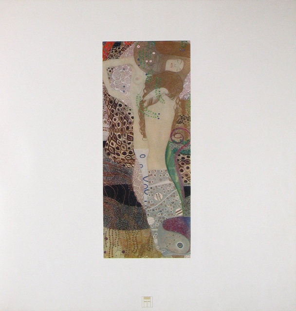 , 'Water Serpents I [Das Werk Gustav Klimts],' 1908-1914, Jason Jacques Gallery