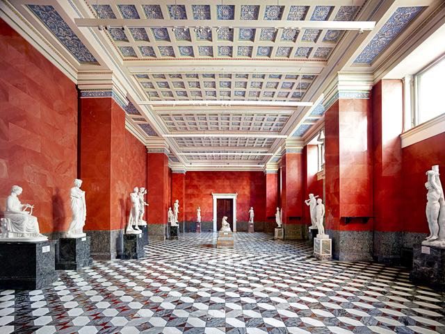 , 'Hermitage St. Petersburg VIII 2014,' 2014, Ben Brown Fine Arts