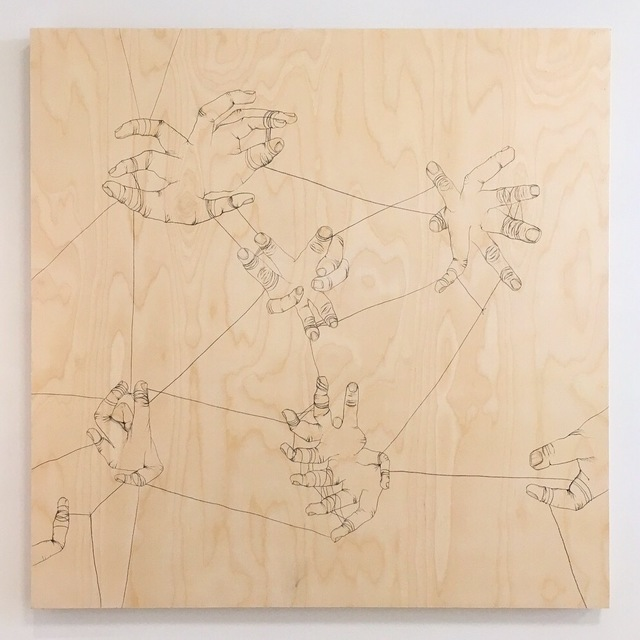 , 'Still Connected 5,' 2017, Open Mind Art Space