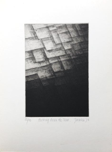 Bill Jacklin, 'Rocking Down the Line ', 1973, Stubbs Fine Art