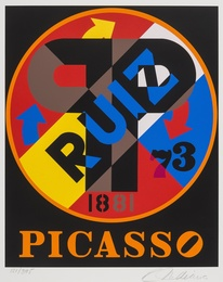 Picasso (from the American Dream portfolio)