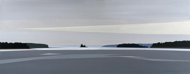 , 'Ferry to Islesboro ,' , Dowling Walsh