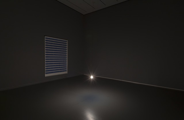 , 'Light bulb to Simulate Moonlight,' 2008, Guggenheim Museum