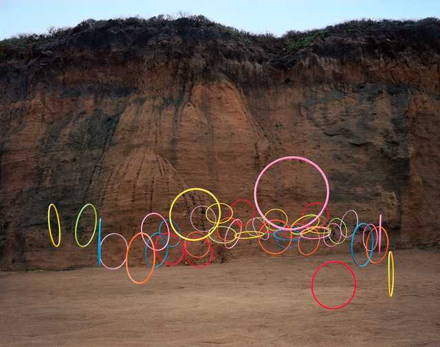 , 'Hula Hoops no. 2, Montara, California,' 2016, Jackson Fine Art
