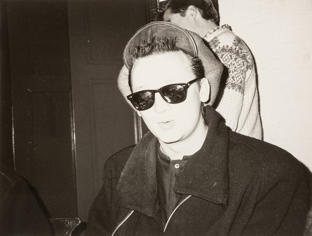 Andy Warhol, 'Boy George', 1985, Heritage Auctions