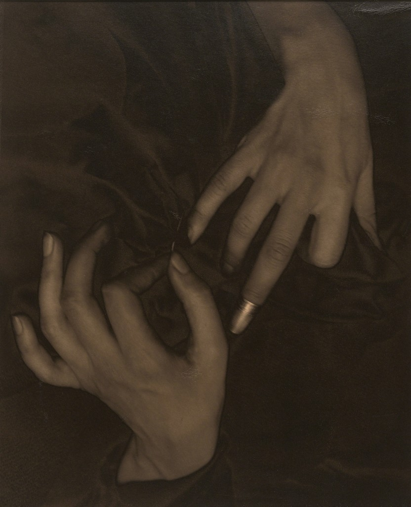 Georgia O'Keeffe--Hands and Thimble