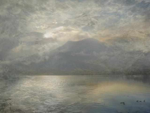 Hiroyuki Masuyama, 'Mt. Rigi', 2015, GALERIE URS REICHLIN