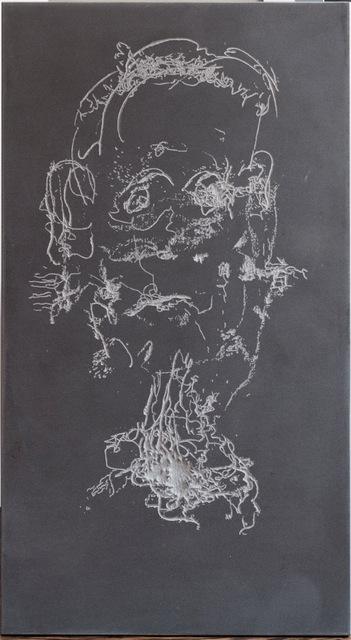 , 'Qi, Ba Xian, Lü Dongbin,' 2013, Ornamentum
