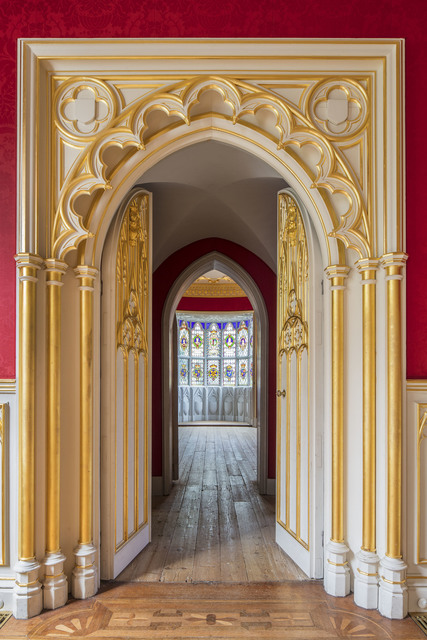 , 'Golden Gate, Strawberry Hill, Twickenham,' 2017, Undercurrent Projects