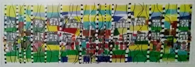 Kika Marciano, 'Circuitos', 2015, Ligia Testa Espaço de Arte