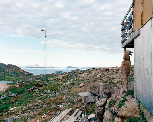 """, 'Qimmeq, Nuussauq, 07/2006 74°06'36"""" N, 57°03' 32"""" W,' 2006, Huxley-Parlour"""