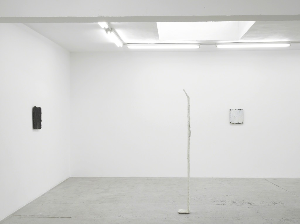 Lydia Gifford, Installation view, To. For. With, Laura Bartlett Gallery, London, 2015