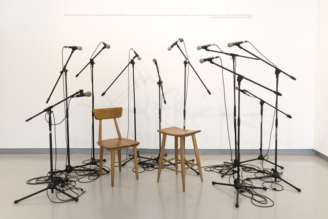 Grada Kilomba, 'The Simple Act of Listening', 2017, Goodman Gallery
