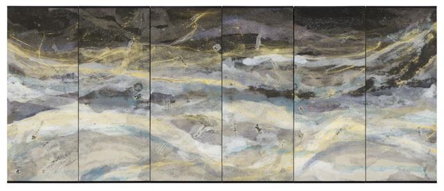 , 'Galaxy (T-2311),' 2017, Erik Thomsen