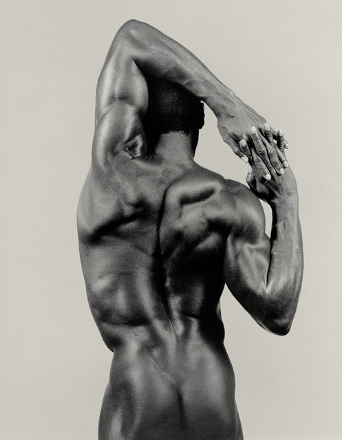 , 'Derrick Cross,' 1983, Montreal Museum of Fine Arts