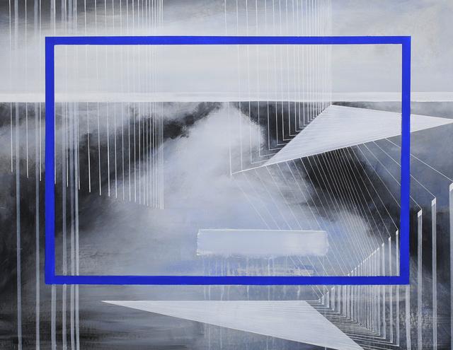 , 'Horizon and ...,' 2017, Galleria Quadrifoglio