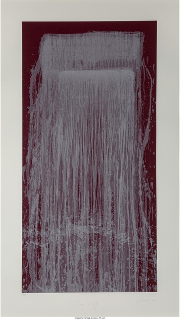 Pat Steir, 'Dragon Waterfall', 2001, Heritage Auctions