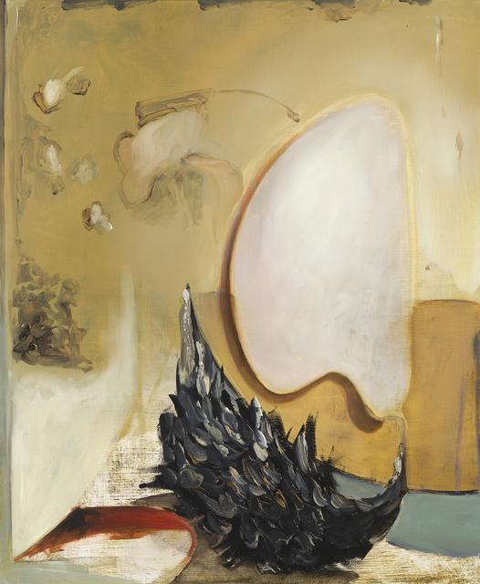 , 'Sämtliche Utensilien als Zapfen oder Scheiben,' 2011, Kadel Willborn