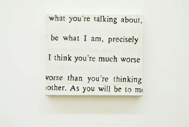 , 'Ellsworth (to Dominique), ,' 2014, 3+1 Arte Contemporânea